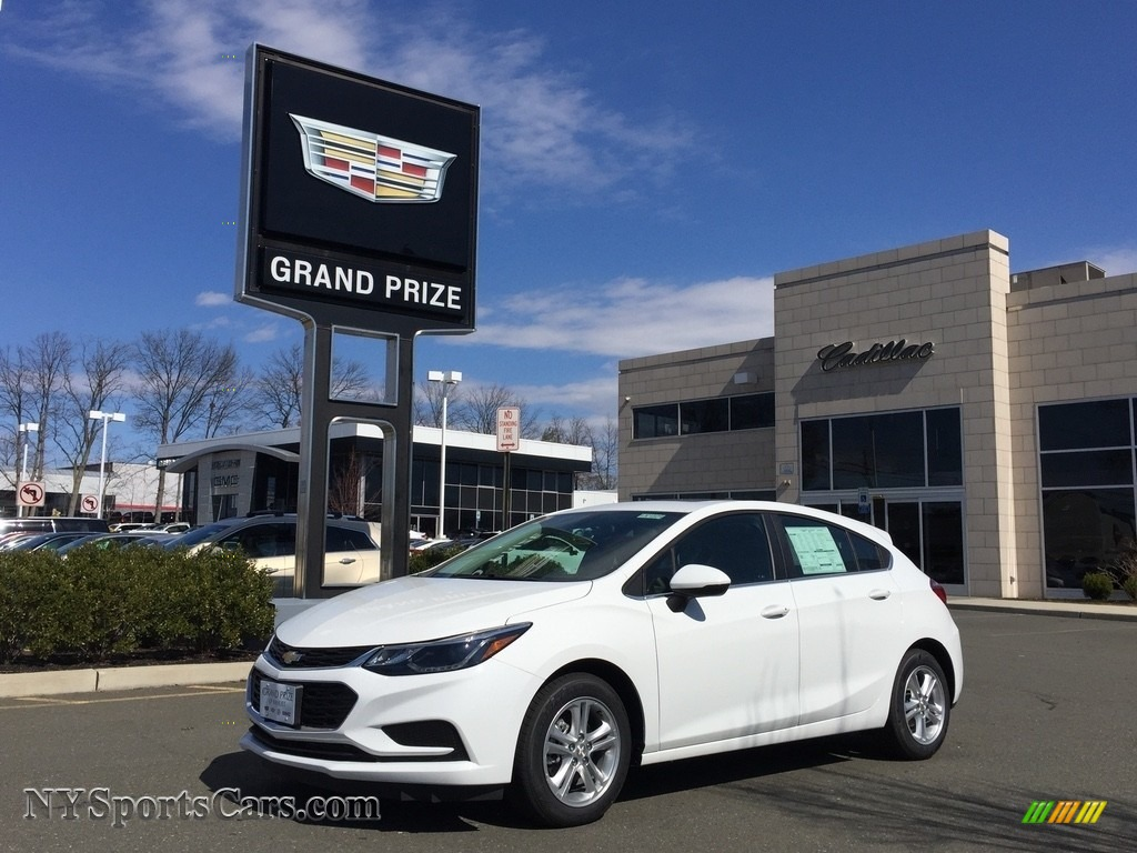 2017 Cruze LT - Summit White / Jet Black photo #1
