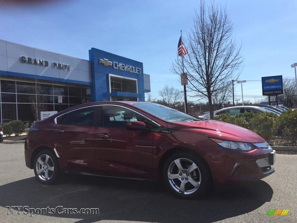 2017 Volt LT - Siren Red Tintcoat / Jet Black/Jet Black photo #3