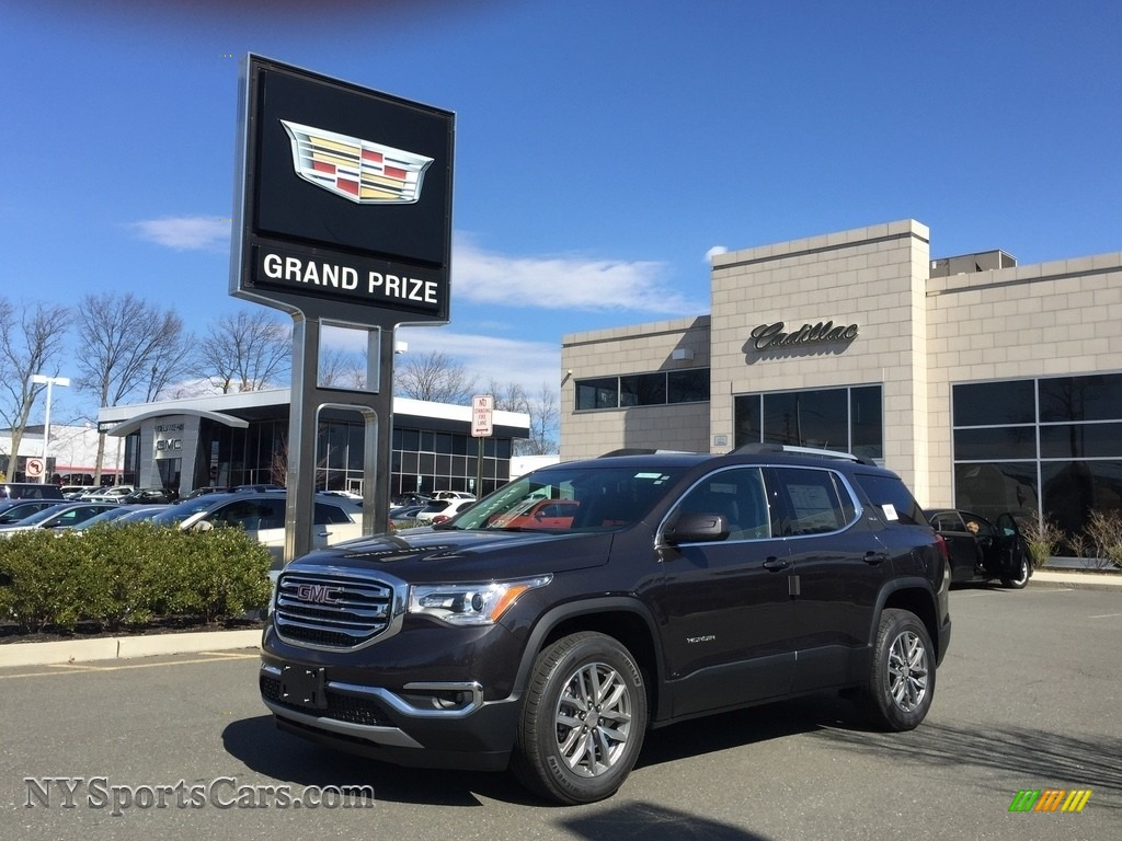 2017 Acadia SLE AWD - Iridium Metallic / Jet Black photo #1