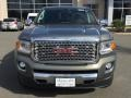 GMC Canyon Denali Crew Cab 4x4 Cyber Gray Metallic photo #2