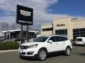 Chevrolet Traverse LT AWD Summit White photo #1