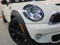 Mini Cooper S Convertible Pepper White photo #13
