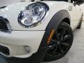 Mini Cooper S Convertible Pepper White photo #14