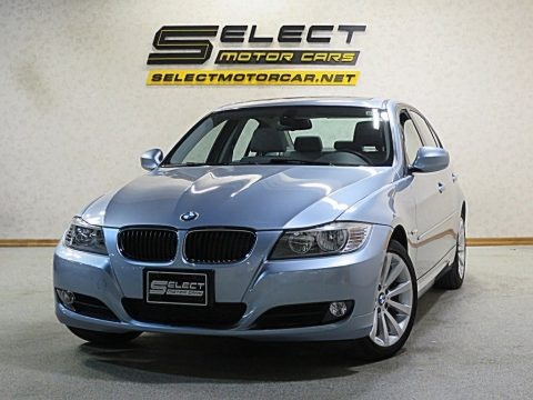 Blue Water Metallic 2011 BMW 3 Series 328i Sedan