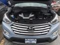 Hyundai Santa Fe Limited AWD Crystalline Blue Pearl photo #29