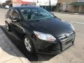 Ford Focus SE Sedan Tuxedo Black photo #4