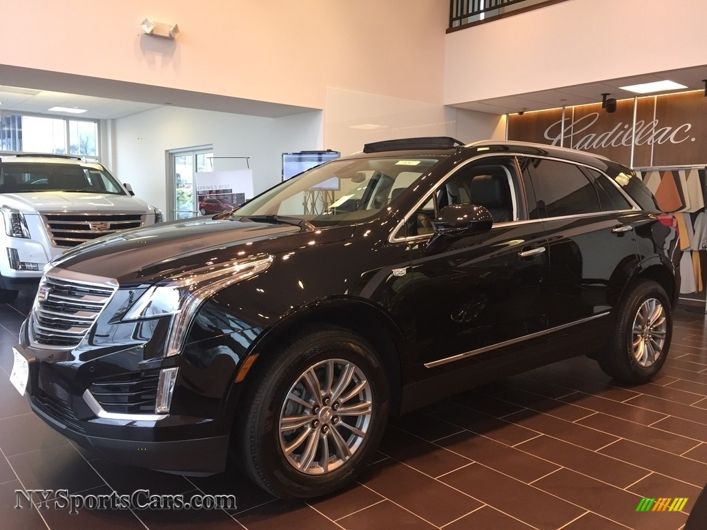 2017 XT5 Luxury - Stellar Black Metallic / Jet Black photo #1