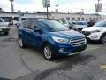 Ford Escape SE 4WD Lightning Blue photo #1