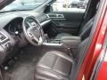 Ford Explorer XLT 4WD Ruby Red photo #8