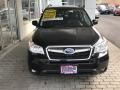 Subaru Forester 2.5i Touring Crystal Black Silica photo #3
