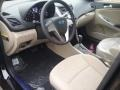 Hyundai Accent SE Sedan Ultra Black photo #4