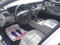 Hyundai Genesis G80 AWD Santiago Silver photo #4