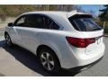 Acura MDX SH-AWD White Diamond Pearl photo #6