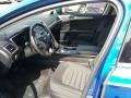 Ford Fusion SE Lightning Blue photo #8