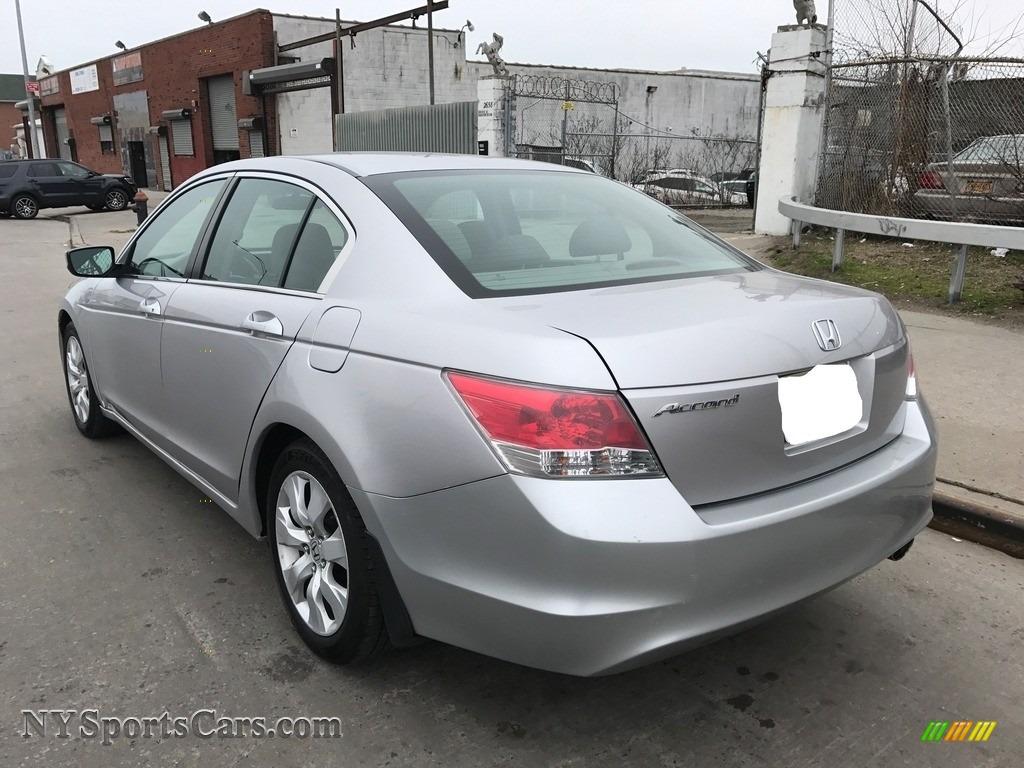 2010 Accord EX Sedan - Alabaster Silver Metallic / Gray photo #16