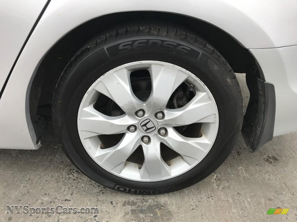 2010 Accord EX Sedan - Alabaster Silver Metallic / Gray photo #22