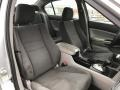 Honda Accord EX Sedan Alabaster Silver Metallic photo #33
