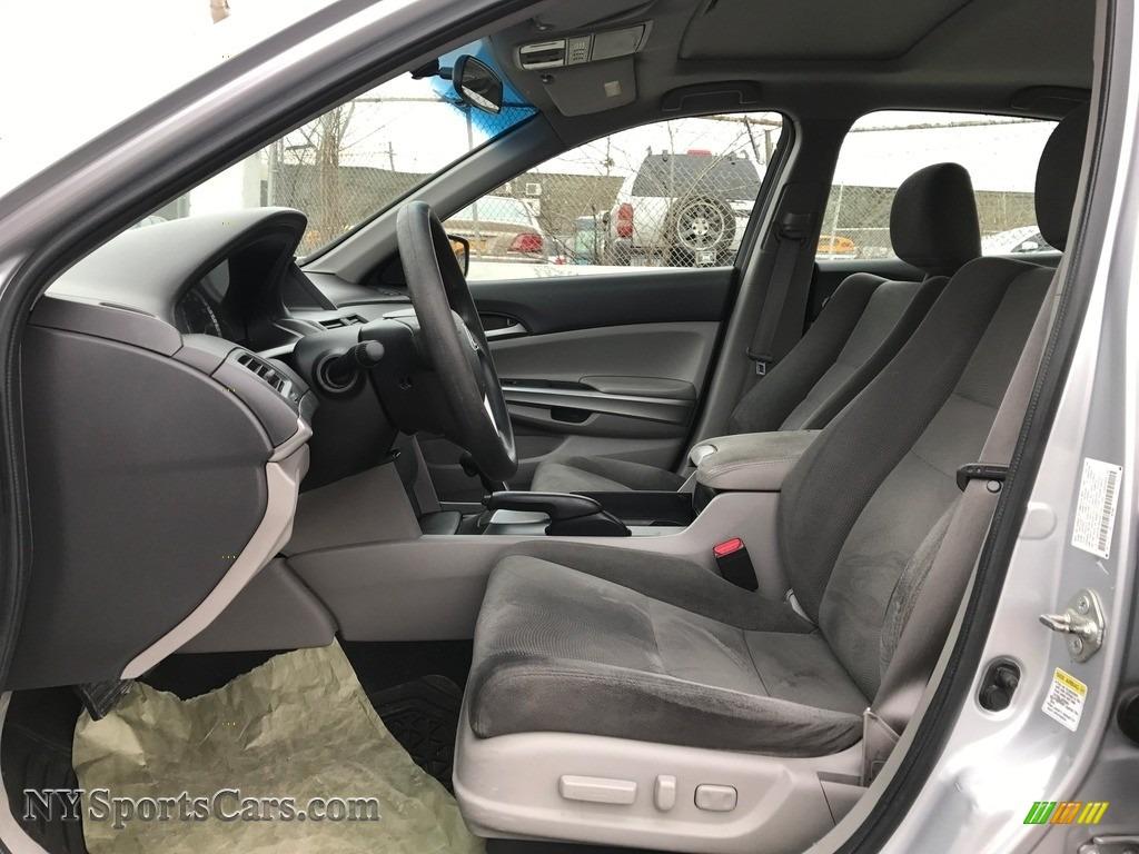 2010 Accord EX Sedan - Alabaster Silver Metallic / Gray photo #34