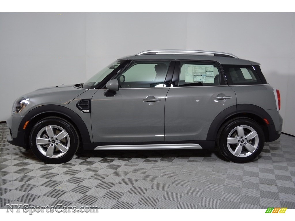 2017 Mini Countryman Cooper In Moonwalk Grey Metallic Photo 3
