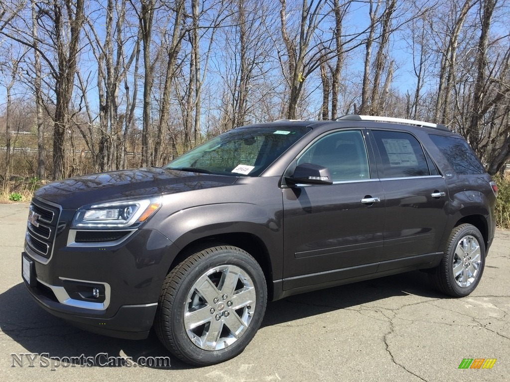 2017 Acadia Limited AWD - Iridium Metallic / Ebony photo #1