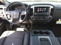 GMC Sierra 1500 SLT Double Cab 4WD Onyx Black photo #8