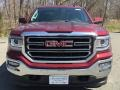 GMC Sierra 1500 SLE Crew Cab 4WD Crimson Red Tintcoat photo #2