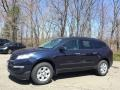 Chevrolet Traverse LS AWD Blue Velvet Metallic photo #1