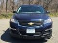 Chevrolet Traverse LS AWD Blue Velvet Metallic photo #2