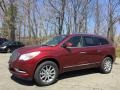 Buick Enclave Leather AWD Crimson Red Tintcoat photo #1