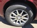 Buick Enclave Leather AWD Crimson Red Tintcoat photo #10