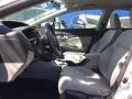 Honda Civic LX Sedan Alabaster Silver Metallic photo #10