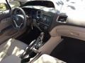 Honda Civic LX Sedan Alabaster Silver Metallic photo #25