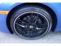 Porsche 911 Carrera 4 Coupe Sapphire Blue Metallic photo #9