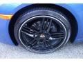 Porsche 911 Carrera 4 Coupe Sapphire Blue Metallic photo #9