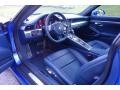 Porsche 911 Carrera 4 Coupe Sapphire Blue Metallic photo #10