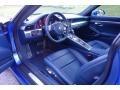 Porsche 911 Carrera 4 Coupe Sapphire Blue Metallic photo #10
