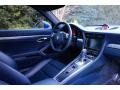 Porsche 911 Carrera 4 Coupe Sapphire Blue Metallic photo #16
