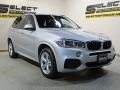 BMW X5 xDrive35i Mineral Silver Metallic photo #3