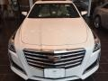 Cadillac CTS Luxury AWD Crystal White Tricoat photo #2