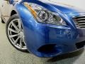 Infiniti G 37 S Sport Convertible Athens Blue photo #10