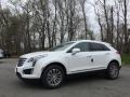 Cadillac XT5 Luxury AWD Crystal White Tricoat photo #1