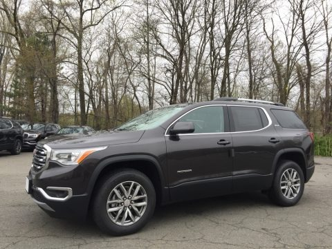 Iridium Metallic 2017 GMC Acadia SLE AWD