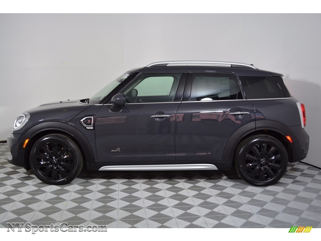 2017 mini countryman cooper s all4 in thunder grey metallic photo 3 d79434. Black Bedroom Furniture Sets. Home Design Ideas