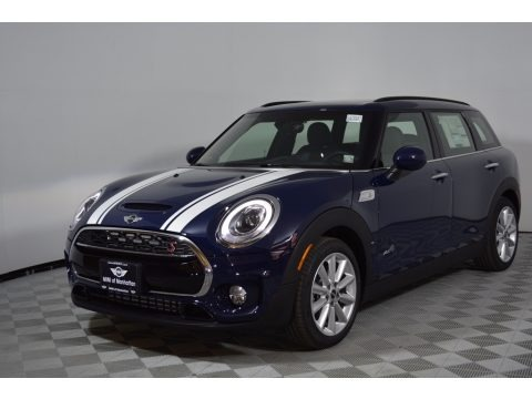 Lapisluxury Blue 2017 Mini Clubman Cooper S