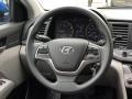 Hyundai Elantra SE Electric Blue photo #14