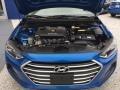 Hyundai Elantra SE Electric Blue photo #25