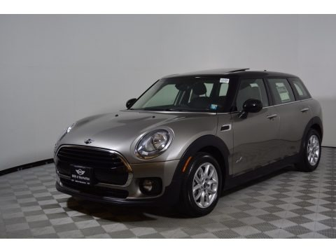 Melting Silver Metallic 2017 Mini Clubman Cooper ALL4