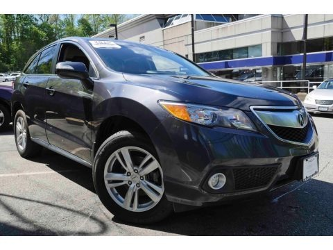 Graphite Luster Metallic 2015 Acura RDX Technology