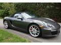 Porsche Boxster S Agate Grey Metallic photo #8