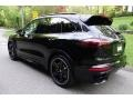 Porsche Cayenne Turbo S Black photo #4